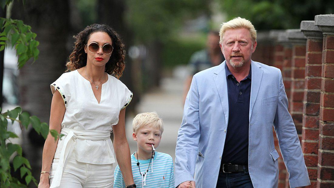 Boris und Lilly Becker streiten sich um Amadeus