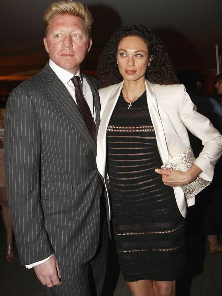 CannesBoris Becker und Lilly ließen sich auch in Cannes blicken, sie besuchten jedoch während der Filmfestspiele die Peter Lindbergh-Ausstellung.