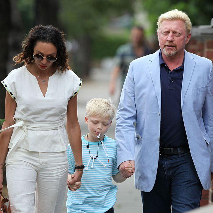 Boris Becker Lilly Amadeus