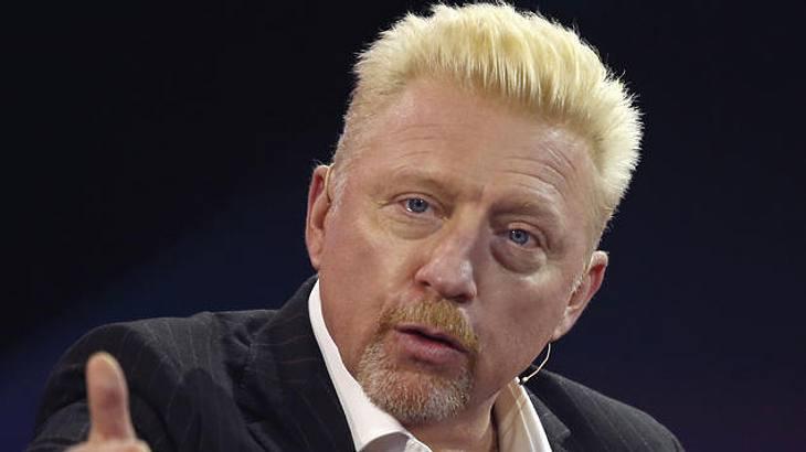 Oliver Pocher macht sich über Boris Becker lustig