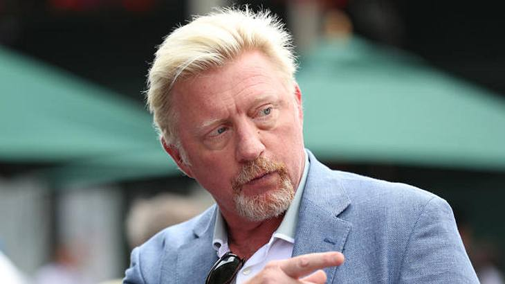 Boris Becker veröffentlichte eine Telefonnummer