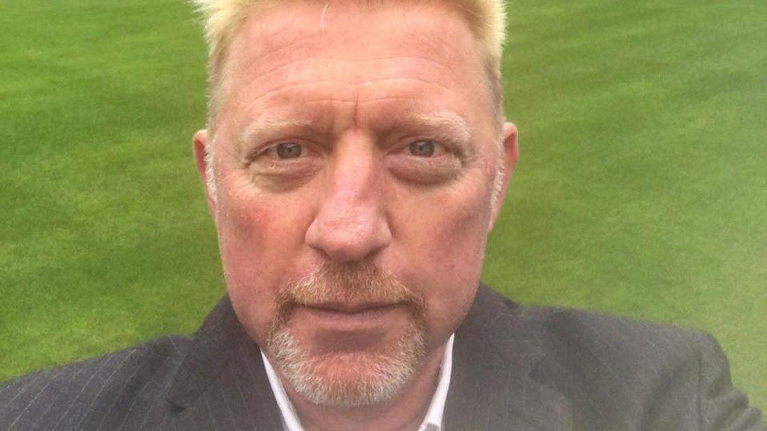 Boris Becker in großer Trauer