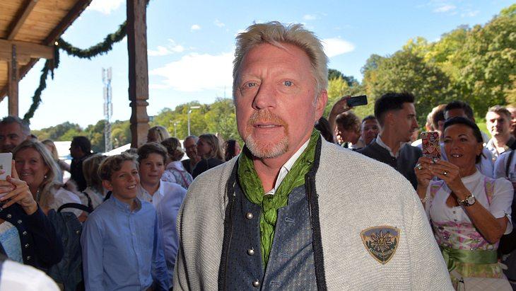 Boris Becker: Ist sie seine neue Freundin?