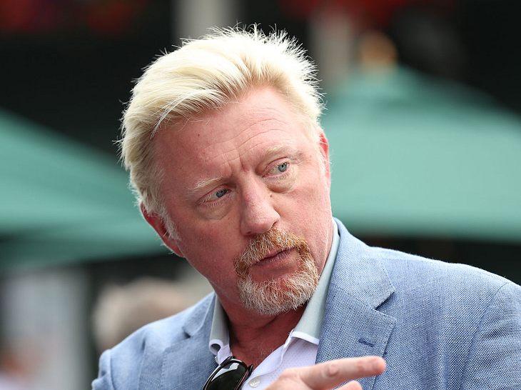 "Boris Becker: ""Meine Frau ist sehr emotional"""