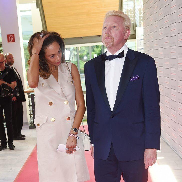 Boris Becker ist gesundheitlich angeschlagen