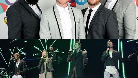 Boyzone und Westlife werden zur Super-Boyband Boyzlife
