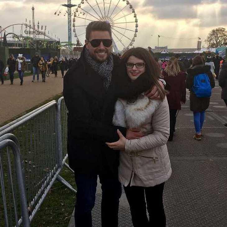 Boyzone-Star Keith Duffy:  Tochter Mia wurde als Autistin geboren!