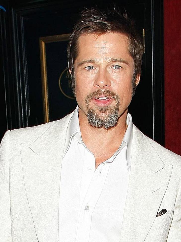 Brad Pitt verspricht eine baldige Hochzeit