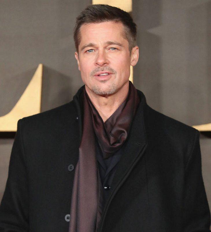 Brad Pitt: Eiskalt abserviert! Jetzt hat er endgültig alles verloren