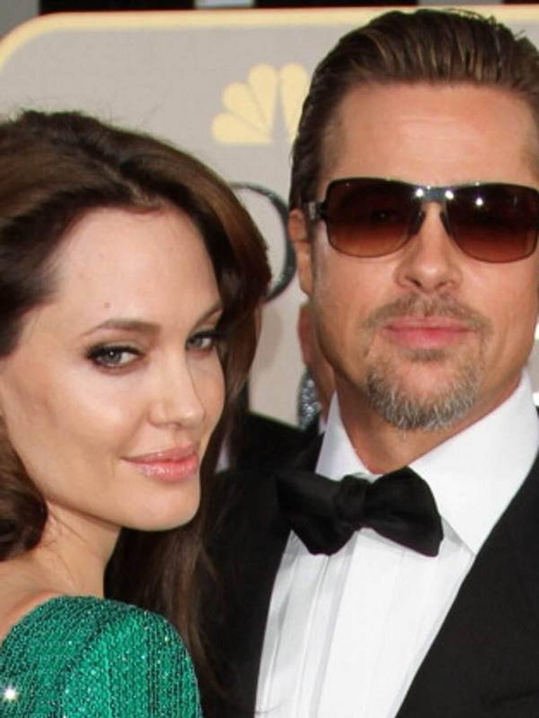 Brad Pitt und Angelina Jolie werden von ihrer Ex-Sekräterin verklagt