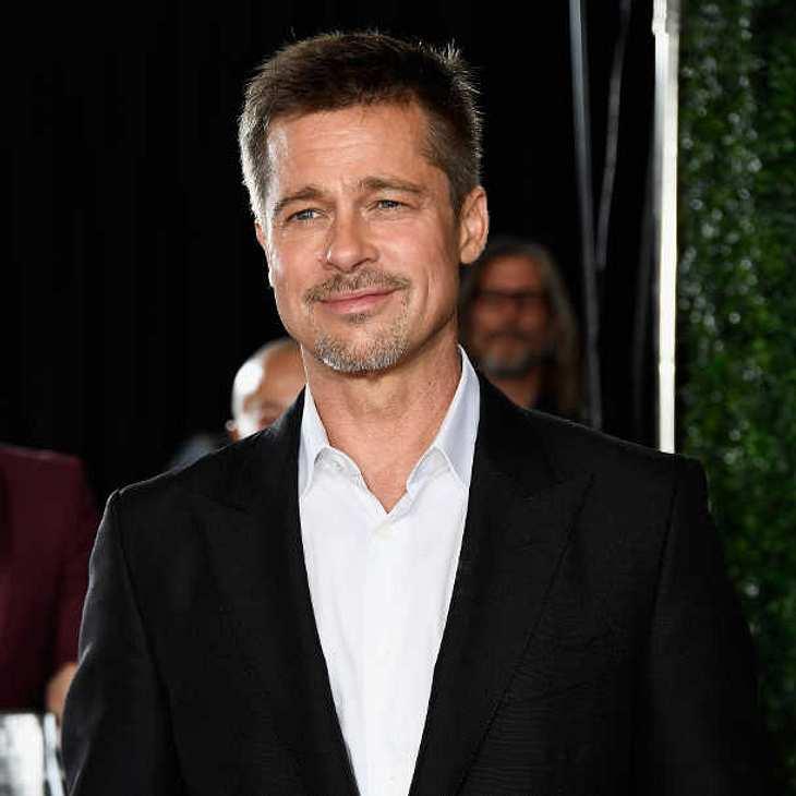 Brad Pitt feiert Red Carpet-Comeback: Erster Auftritt nach Brangelina-Trennung!