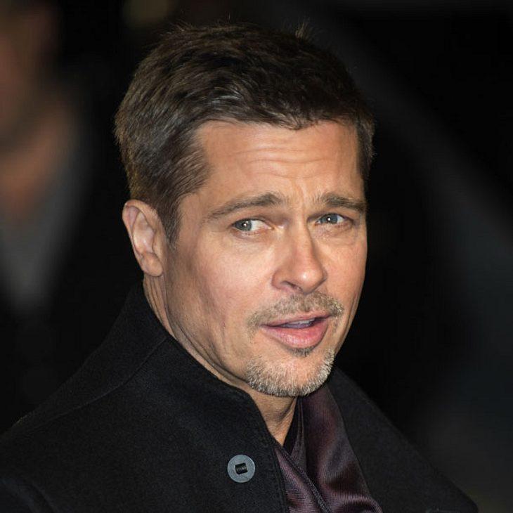 Brad Pitt: So einsam verbrachte er die Feiertage!