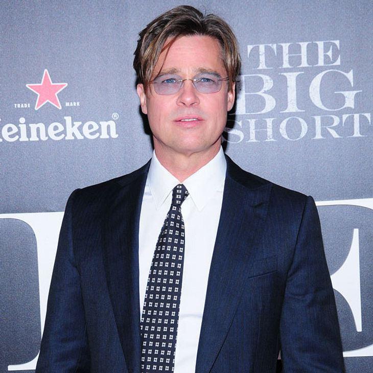 Das FBI ermittelt gegen Brad Pitt
