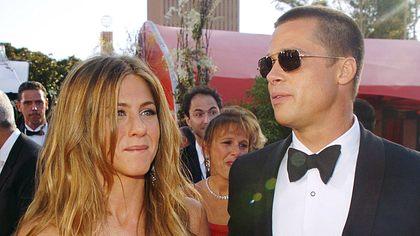 Brad Pitt und Jennifer Aniston - Foto: Getty Images
