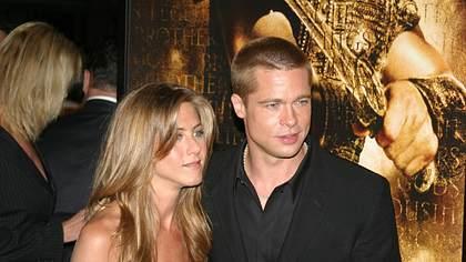 Brad Pitt und Jennifer Aniston Baby - Foto: Imago