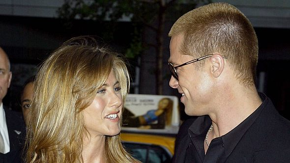 Brad Pitt & Jennifer Aniston - Foto: imago