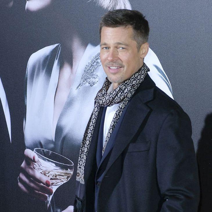 Nach Trennung von Angelina Jolie: Brad Pitt zieht ins gemeinsame Haus