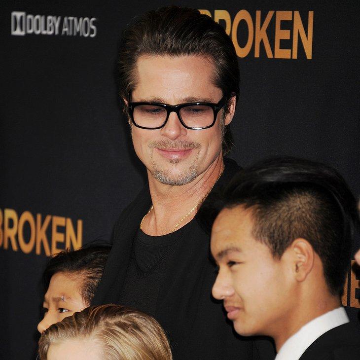 Maddox hat einem Treffen mit Brad Pitt zugestimmt