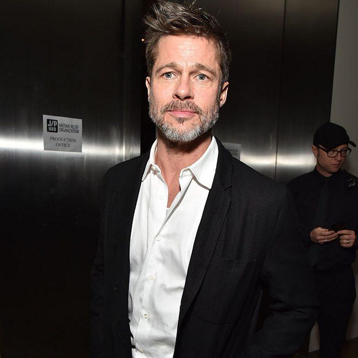 Brad Pitt: Drama um seine Kinder!