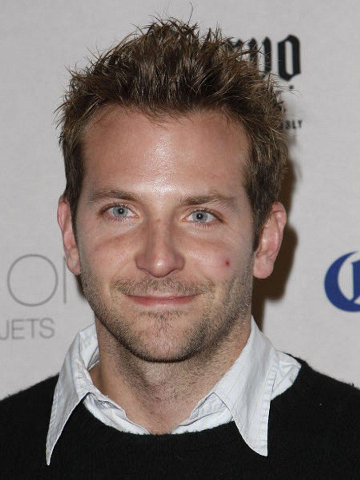 """Bradley Cooper2008 spielte Bradley Cooper im Horrorfilm """"The Midnight Meat Train"""" seine erste Hauptrolle."""
