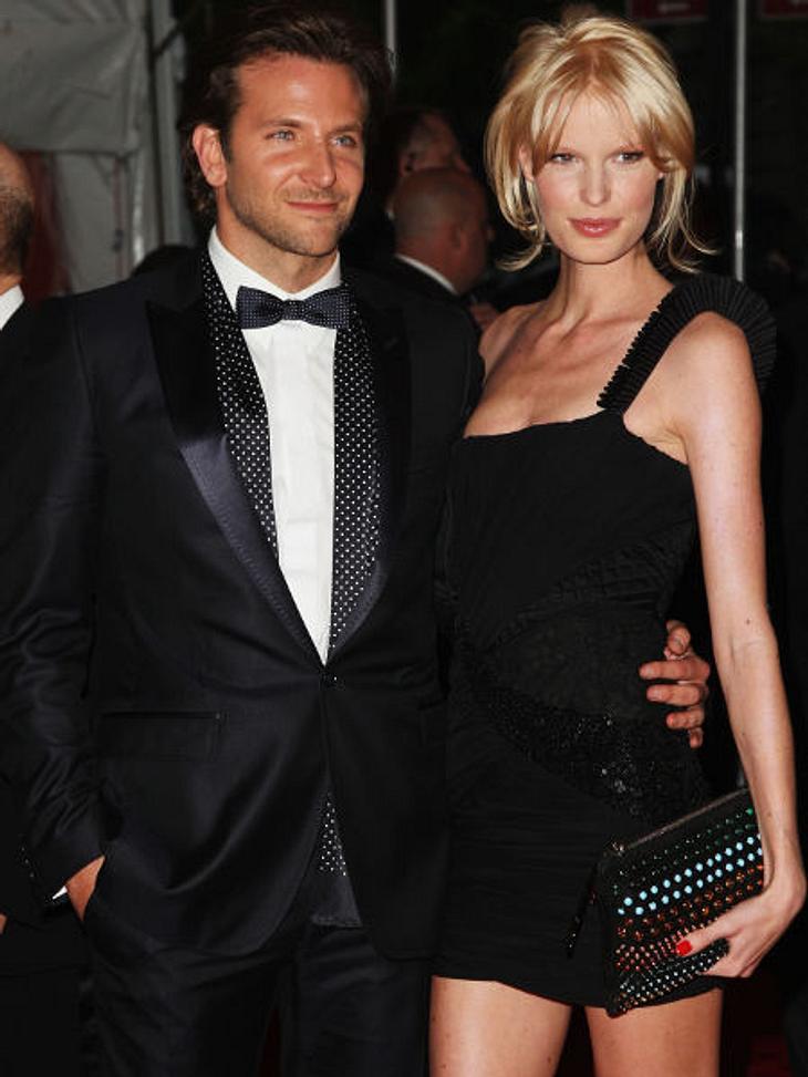 Bradley CooperBradley Cooper mit dem schwedischen Model Caroline Winberg.