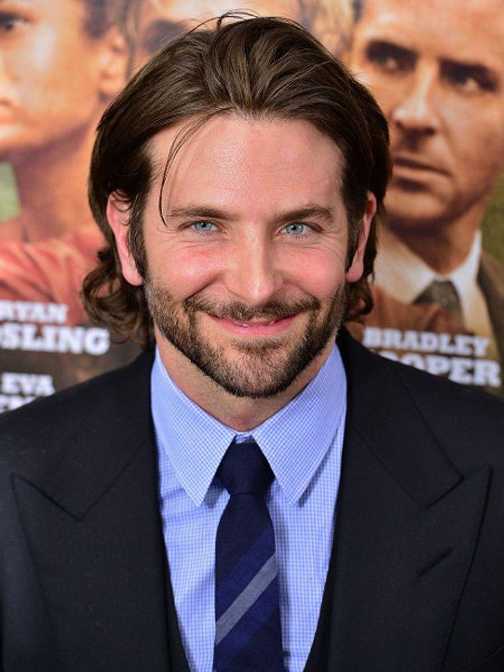 Bradley Cooper stattete einen Krankenbesuch ab.