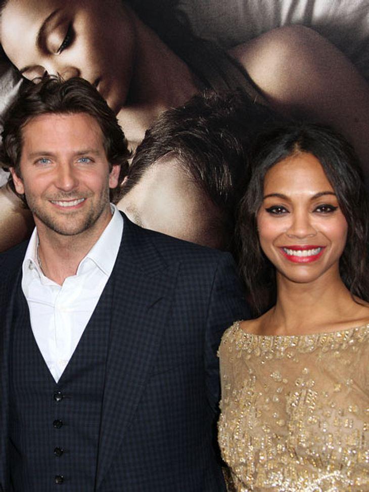 Bradley Cooper und Zoe Saldana treffen sich offenbar wieder