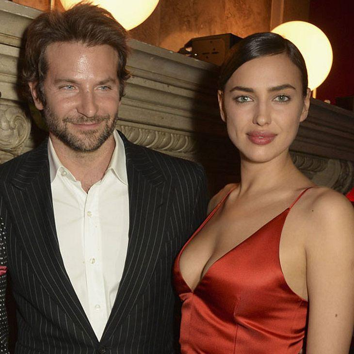 Bradley Cooper & Irina Shayk: Das Baby ist da!