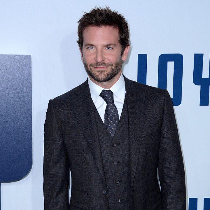Bradley Cooper hat offenbar einen Doppelgänger