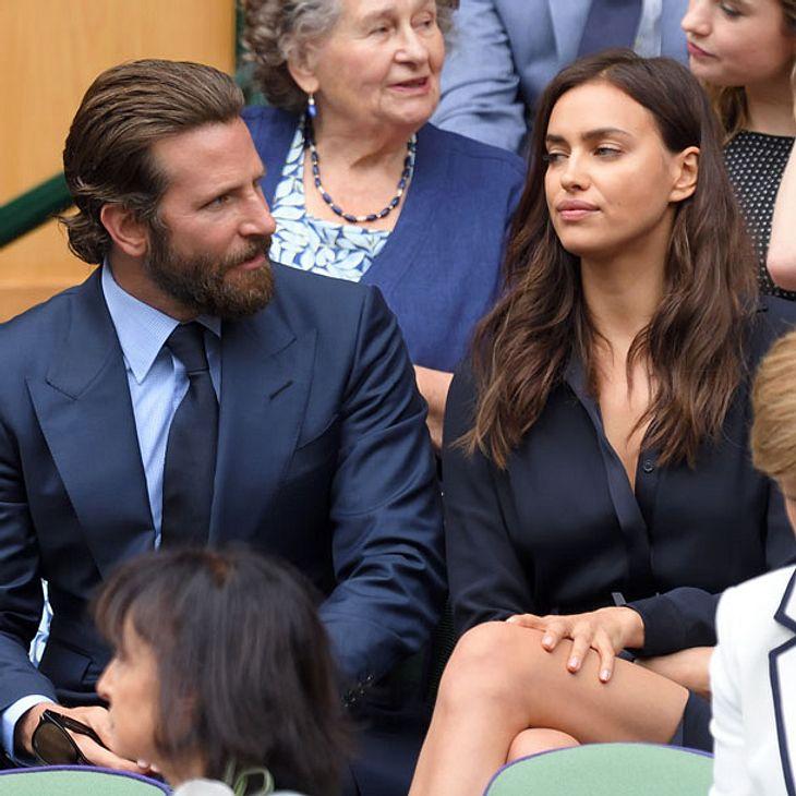 Bradley Cooper & Irina Shayk: Beziehungskrise trotz Schwangerschaft?
