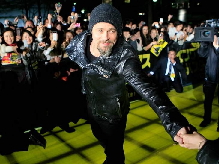 """""""Fight Club"""", """"Sieben Jahre in Tibet"""", """"Troja"""" oder """"Inglourious Basterds"""" - Brad Pitt gehört seit fast 25 Jahren zu Hollywoods Topliga."""