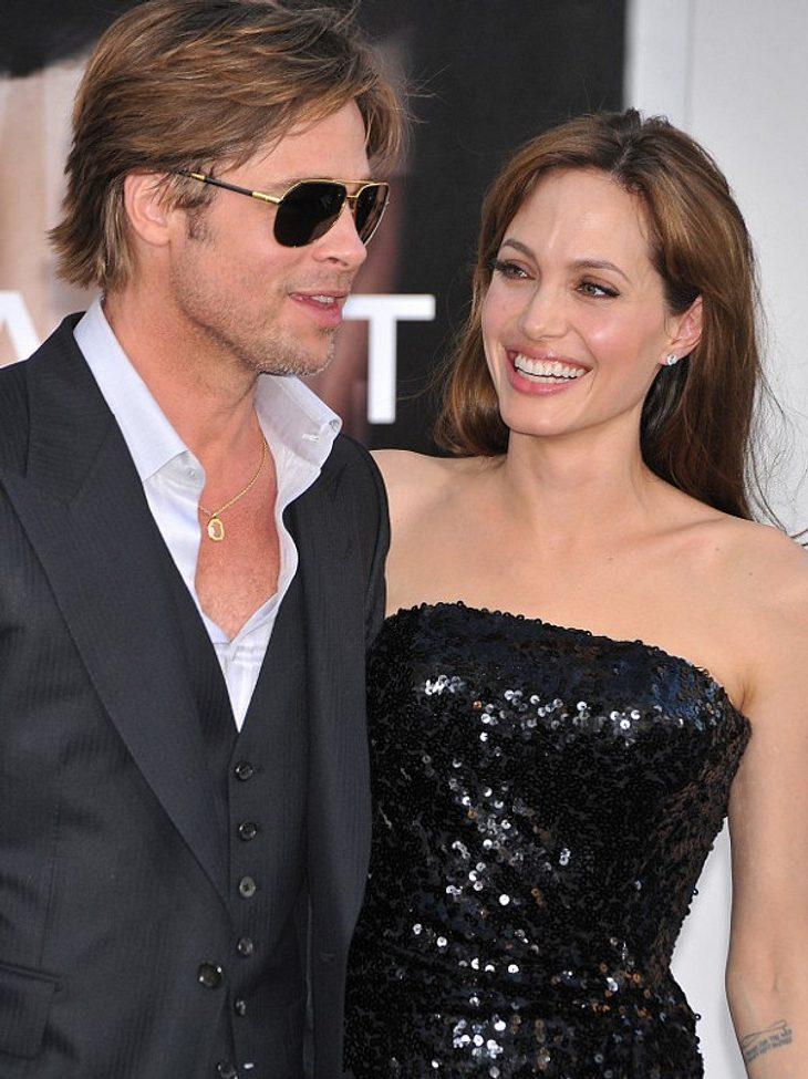 """Die schlimmsten MännerdiebinnenAngelina Jolie (36) wird die Schuld an der Trennung des Traumpaars gegeben. Bei den Dreharbeiten zu """"Mr. & Mrs. Smith"""" soll Brad Pitt den Reizen der schönen Schauspielerin erlegen sein.Das war 20"""