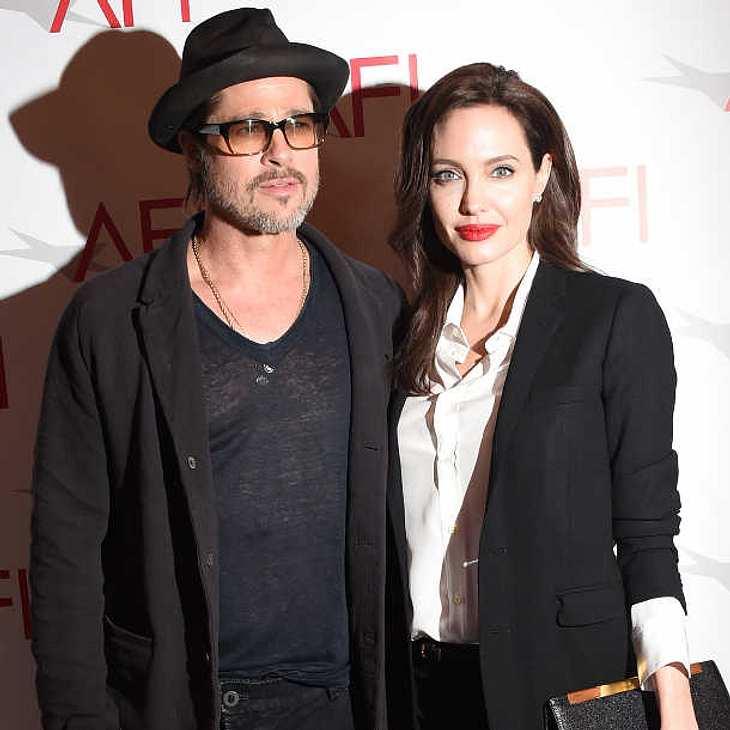 Angelina Jolie und Brad Pitt offenbaren ihre Ehe-Probleme!