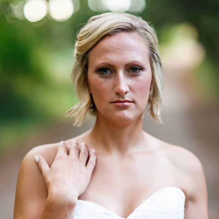 Nikki Salgot verlor ihren Verlobten