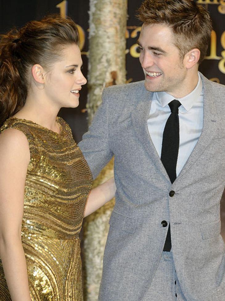 """""""Breaking Dawn 2""""-Premiere in BerlinImmerhin könnte er jetzt wieder mehr Zeit mit Freundin Kristen Stewart verbingen. Wenn, ja wenn nicht schon wieder etliche Filmprojekt anstehen würden."""