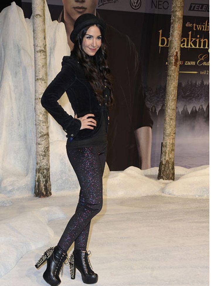 """Breaking Dawn 2""-Premiere in BerlinEbenso Silah Sahin."