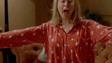 """Stars im Gewichts-Chaos: Quälerei für die FilmrolleGanze zwei Mal musste Renee Zellweger 15 Kilo zunehmen. Immerhin gab es eine Fortsetzung von """"Bridget Jones"""". - Foto: WENN"""