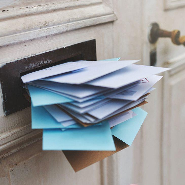 Bka Warnt Gefälschte Haftbefehle Werden Per Post Verschickt