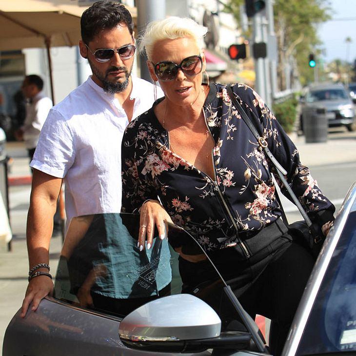 Brigitte Nielsen: Drama in der Schwangerschaft!