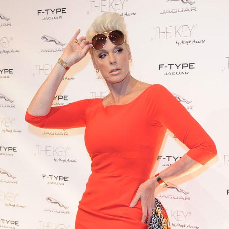 Brigitte Nielsen genießt ihre Dschungelcamp-Privilegien