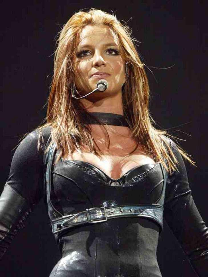 Live oder Playback? Britney geht gerne auf Nummer sicher