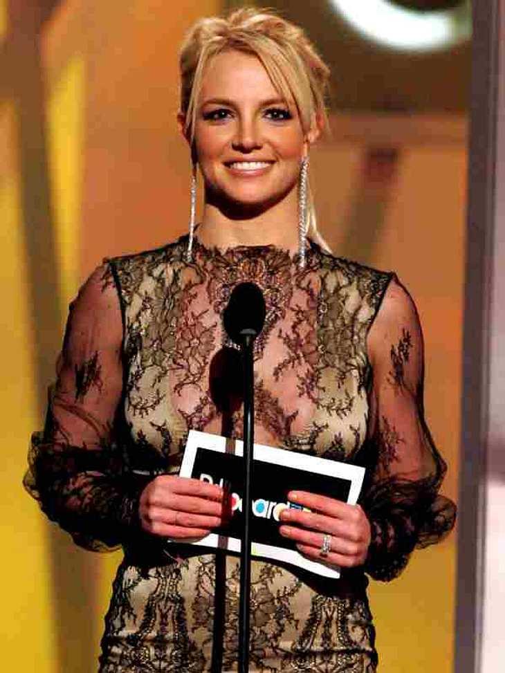 Das süße Mädchen ist Britney Spears (33).