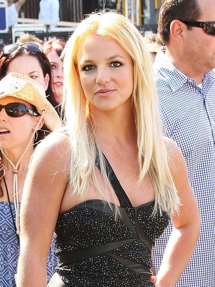 Vorher-Nachher: Die Kinderfotos der StarsPopstar Britney Spears