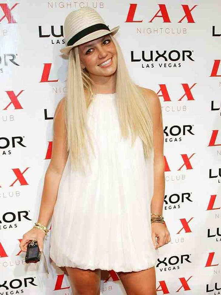 Best Of ... Britney SpearsNiedlich und unschuldig, so wie Britney Spears oft tut, war sie nie.