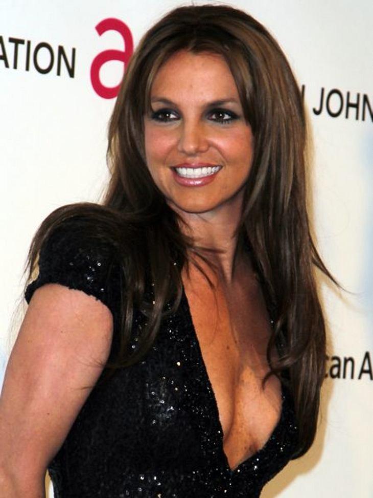 Britney Spears wünscht sich eine Tochter