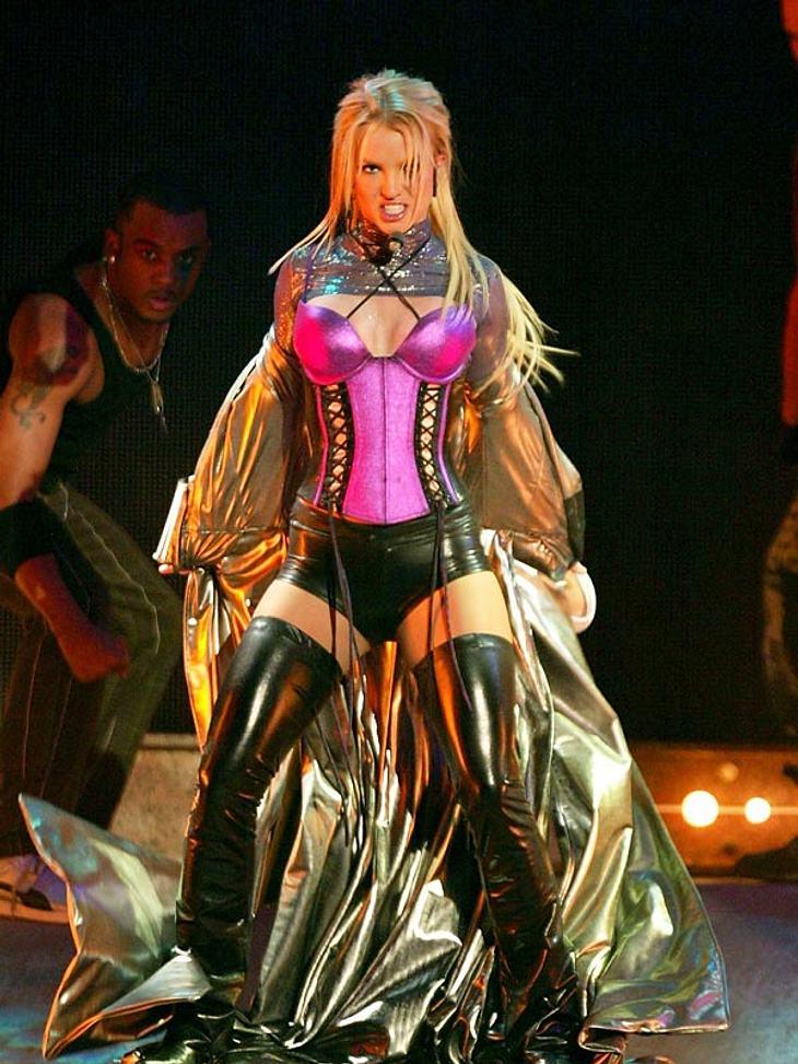 Best Of ... Britney SpearsAuf der Bühne gibt Britney alles. Ihre Fans enttäuschen? Niemals!
