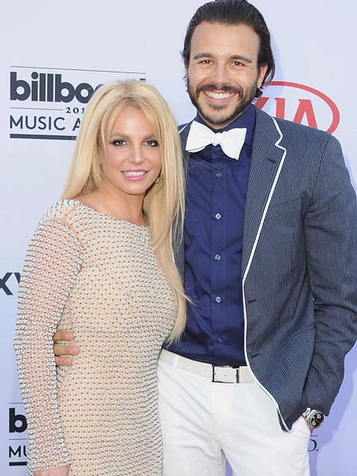 Britney Spears und Charlie Ebersol waren acht Monate ein Paar