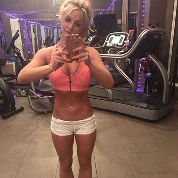 Britney Spears Figur schlank hot