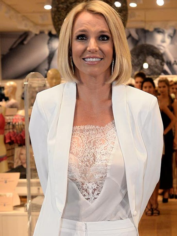 Britney Spears hat eine neue Frisur