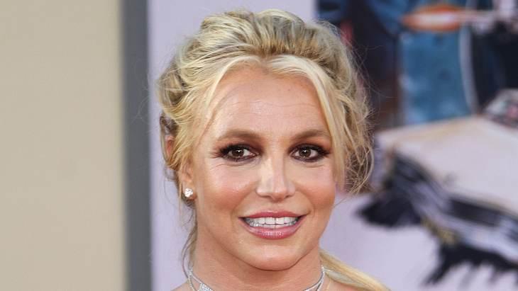 Britney Spears hat eine neue Haarfarbe